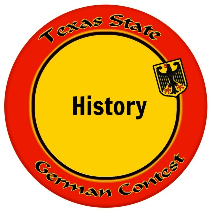 Texas German Contest History